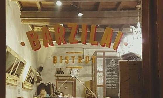 Barzilai: nel centro di Roma il bistrot che non ti aspetti