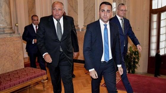 """Libia, la lettera di Di Maio: """"È vero, siamo in ritardo ma l'Italia può avere un ruolo solo se sa fare squadra"""""""