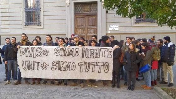 """Studenti e ricercatori in rivolta: """"Serve un miliardo e mezzo per l'università"""""""