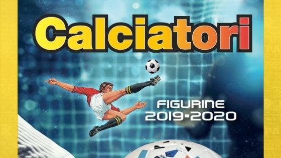"""Panini, ecco l'album """"Calciatori 2019-2020"""": tra top 11 e calcio femminile. """"Collezione mai così ricca"""""""