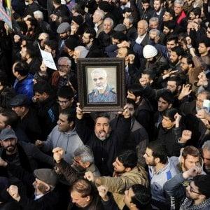 """Iran, """"Il raid voluto da Trump contro Suleimani è un regalo a regime contestato in piazza"""""""