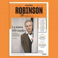 Robinson nella stanza (e nel silenzio) di Daniele Del Giudice