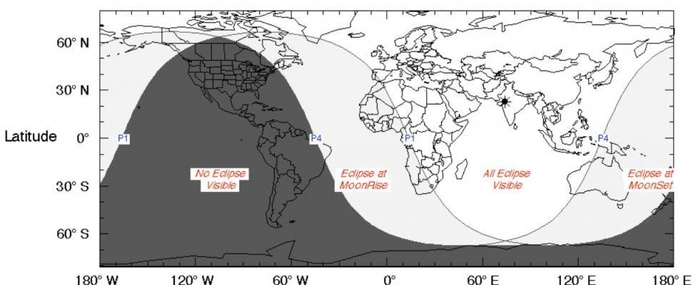 La Luna del Lupo, il nostro satellite in penombra per la prima eclissi dell'anno