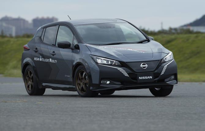 Nissan e-4ORCE, arriva il doppio motore elettrico