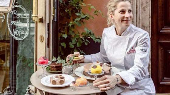 I super dolci di Loretta Fanella arrivano a Roma
