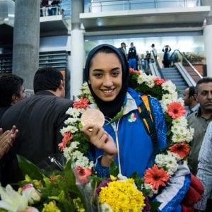Iran, la reginetta del taekwondo è scomparsa (in Olanda)