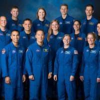 La Nasa promuove 13 nuovi astronauti, il primo obiettivo sarà la Luna