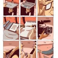 """""""Mercedes"""", il fumetto di Daniel Cuello per chi non cerca redenzione"""