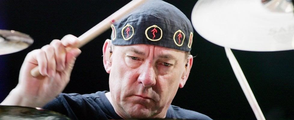 È morto il batterista dei Rush, Neil Peart
