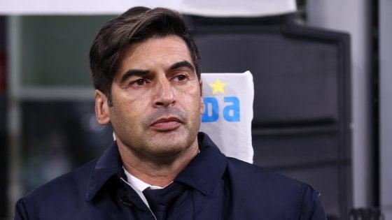 """Roma, Fonseca: """"Contro la Juve gara speciale, non possiamo sbagliare"""""""