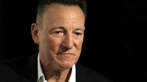Bruce Springsteen, a febbraio cinque album tornano in vinile