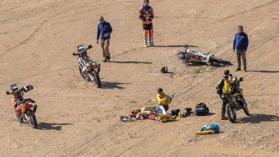 Tragedia alla Dakar, morto il portoghese Paulo Gonçalves