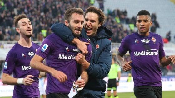 Fiorentina-Spal 1-0: decide Pezzella, i viola ritrovano la vittoria