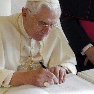 """Benedetto XVI nel nuovo libro scritto con il cardinale Sarah: """"Il celibato è indispensabile"""""""
