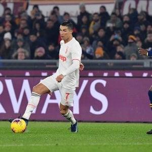 Una Juventus in contropiede (che bellezza)