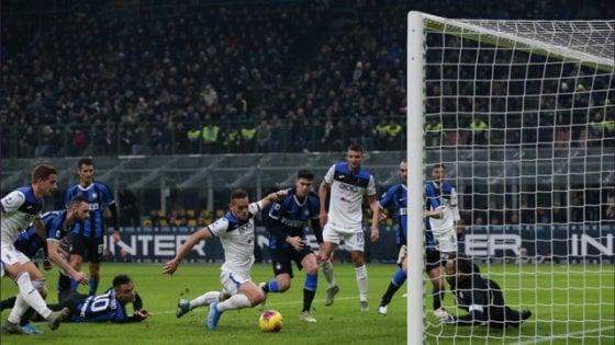 Rizzoli: ''In Inter-Atalanta ha sbagliato addetto al Var''