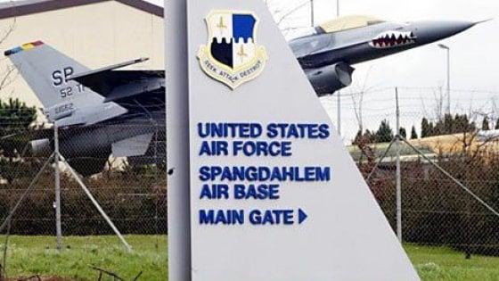 Germania, trovati morti due soldati americani in base aerea di Spangdahlem