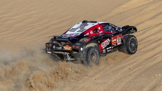 Dakar, Serradori precede Alonso nell'ottava tappa. Moto ferme per la morte di Gonçalves