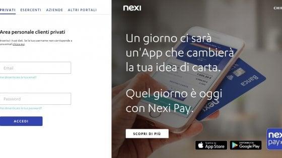 Phishing, ennesima truffa via email: presi di mira gli utenti Nexi-CartaSì