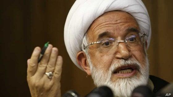 Iran, arrestato il figlio del leader dell'Onda verde Mahdi Karoubi
