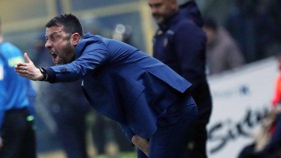 """Parma, D'Aversa: """"Un girone d'andata straordinario"""""""