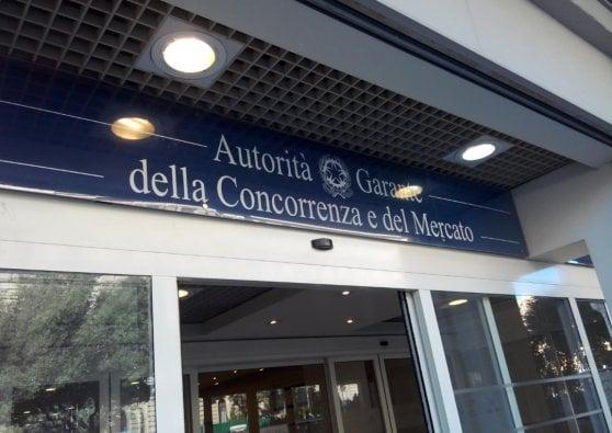 La sede dell'Antitrust in piazza Verdi (Roma)