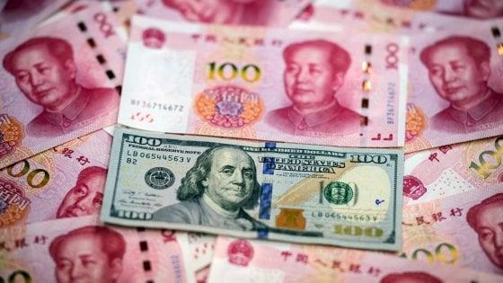 Cina-Usa, tregua anche sul fronte dei cambi: cade l'accusa a Pechino di manipolare la valuta