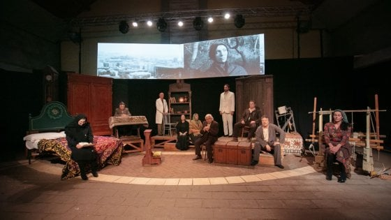 Isili, una storia, un progetto culturale, che comincia dal teatro