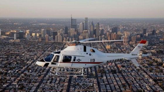 Leonardo, contratto con la Marina americana: fornirà 32 elicotteri per 176 milioni