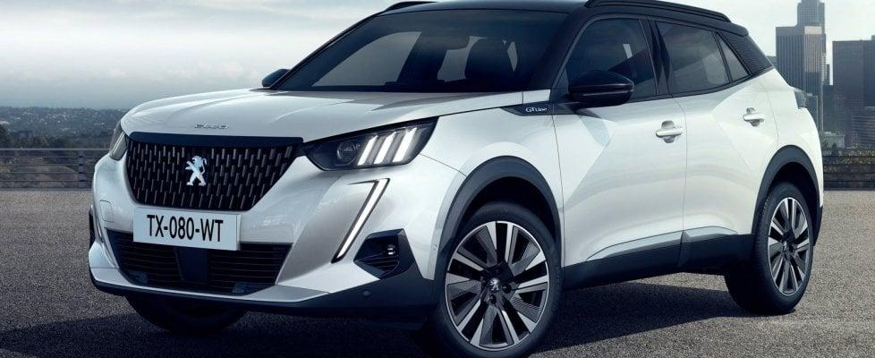Peugeot, al via gli ordini del nuovo suv 2008