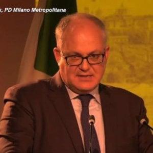 Il ministro dell'Economia Roberto Gualtieri