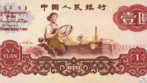 Cina, morta a 90 anni l'iconica trattorista ritratta su francobolli e yuan