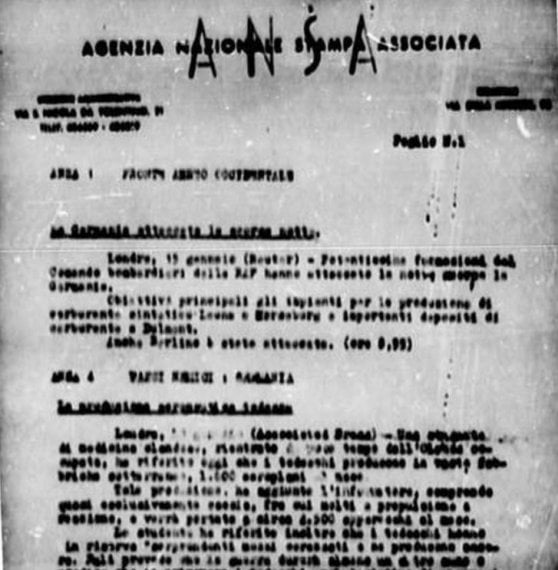 """I 75 anni dell'Ansa, Mattarella: """"Strumento con cui si è affermata la libertà di stampa e di informazione in Italia"""""""