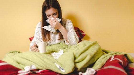 Influenza, brusco aumento: si va verso i 3 milioni di casi