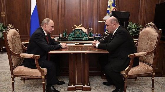 Russia, il governo si dimette, Mishustin nuovo premier