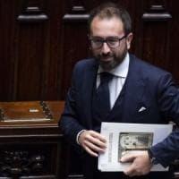 """Prescrizione, Bonafede: """"Renzi isolato, maggioranza va avanti"""". Conte: """"Iv valuti la..."""