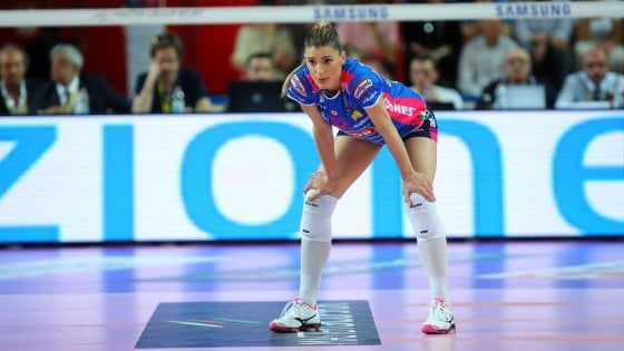 Volley, Francesca Piccinini torna in campo: ufficiale la firma con Busto Arsizio