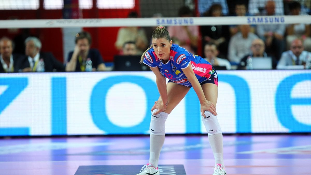 Volley, Francesca Piccinini torna in campo: ufficiale la firma con ...