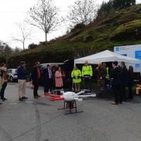 Testato il primo drone ambientale per la protezione di fiumi e zone costiere