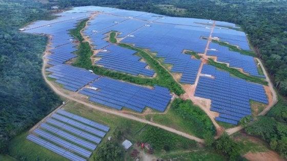 La scossa green di Santo Domingo: nasce la più grande centrale solare dei Caraibi
