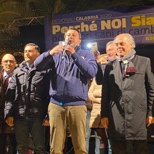 """Dopo la bocciatura del referendum, Salvini contro la Consulta: """"E' una sacca di resistenza del vecchio sistema"""""""