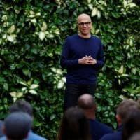 """La svolta green di Microsoft: """"Entro il 2030 stop alle emissioni"""""""