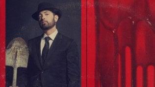 "Eminem, nuovo disco a sopresa: ""Ispirato da Hitchcock"""