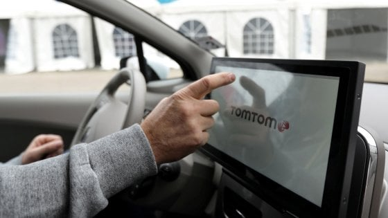 Le mappe olandesi di TomTom sbarcano sui telefoni Huawei