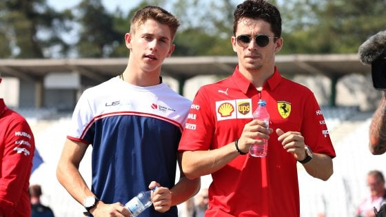 F1, Leclerc jr sulle orme del fratello Charles: entra nella Ferrari Driver Academy