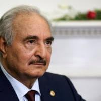 Libia, Haftar sfida l'Onu e chiude i terminal del petrolio