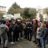 """Catanzaro, in piazza per Gratteri. Il procuratore: """"Serve cultura che abbia coraggio..."""