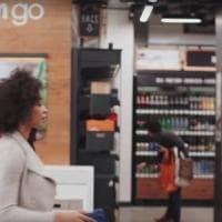Amazon studia un sistema di pagamento con il palmo della mano