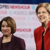 Usa 2020: il 'New York Times' appoggia due donne, Warren e Klobuchar
