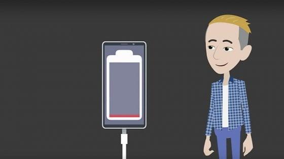Smartphone con batteria litio-grafene: 20 minuti per una ricarica completa